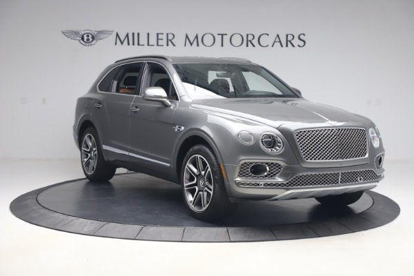 Used 2018 Bentley Bentayga Activity Edition for sale $156,900 at Bugatti of Greenwich in Greenwich CT 06830 11