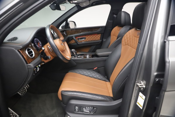 Used 2018 Bentley Bentayga Activity Edition for sale $156,900 at Bugatti of Greenwich in Greenwich CT 06830 18