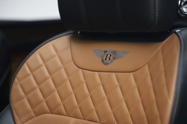 Used 2018 Bentley Bentayga Activity Edition for sale $156,900 at Bugatti of Greenwich in Greenwich CT 06830 20