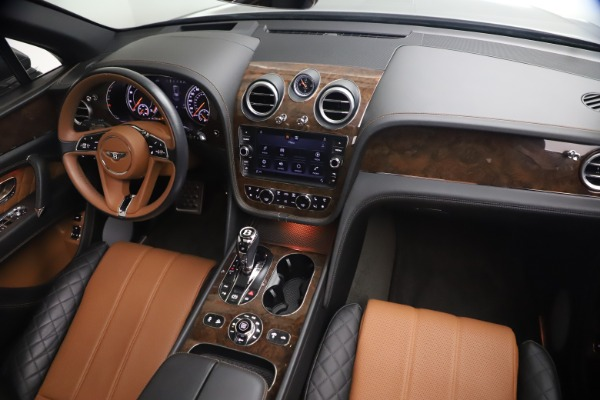 Used 2018 Bentley Bentayga Activity Edition for sale $156,900 at Bugatti of Greenwich in Greenwich CT 06830 21