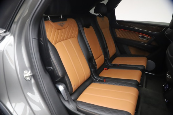 Used 2018 Bentley Bentayga Activity Edition for sale $156,900 at Bugatti of Greenwich in Greenwich CT 06830 26