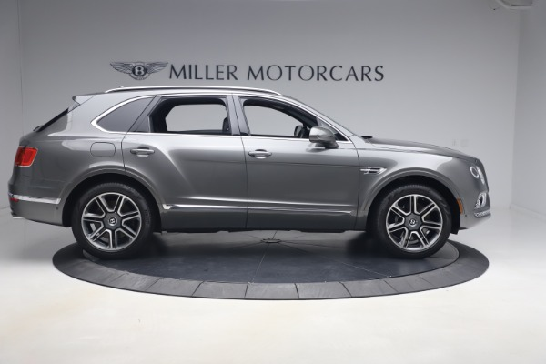 Used 2018 Bentley Bentayga Activity Edition for sale $156,900 at Bugatti of Greenwich in Greenwich CT 06830 9