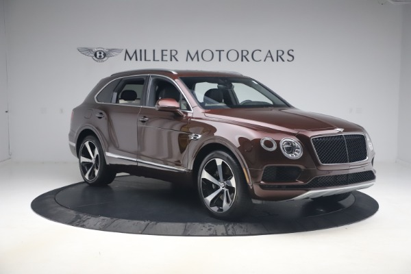 Used 2020 Bentley Bentayga V8 for sale $186,900 at Bugatti of Greenwich in Greenwich CT 06830 11