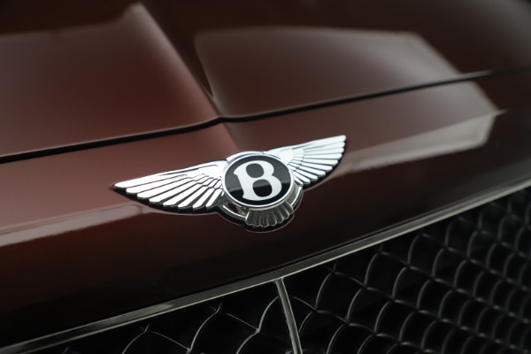 Used 2020 Bentley Bentayga V8 for sale $186,900 at Bugatti of Greenwich in Greenwich CT 06830 14