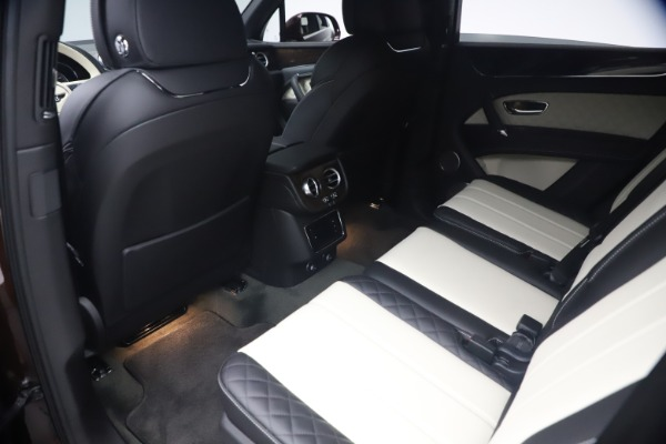 Used 2020 Bentley Bentayga V8 for sale $186,900 at Bugatti of Greenwich in Greenwich CT 06830 21