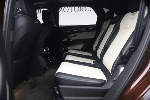 Used 2020 Bentley Bentayga V8 for sale $186,900 at Bugatti of Greenwich in Greenwich CT 06830 22
