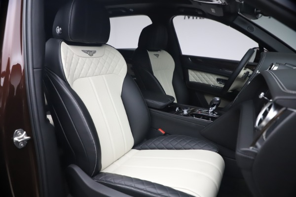 Used 2020 Bentley Bentayga V8 for sale $186,900 at Bugatti of Greenwich in Greenwich CT 06830 27