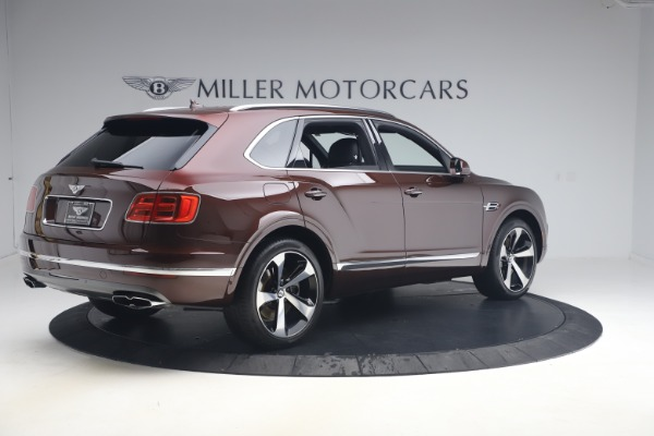 Used 2020 Bentley Bentayga V8 for sale $186,900 at Bugatti of Greenwich in Greenwich CT 06830 8