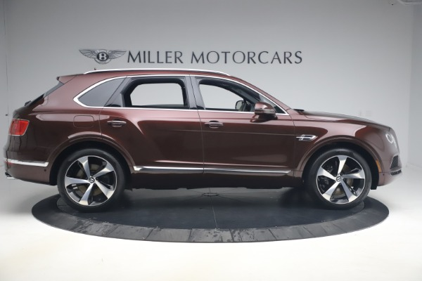 Used 2020 Bentley Bentayga V8 for sale $186,900 at Bugatti of Greenwich in Greenwich CT 06830 9