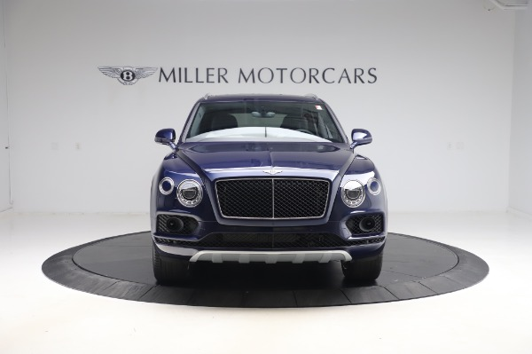 Used 2020 Bentley Bentayga V8 for sale Sold at Bugatti of Greenwich in Greenwich CT 06830 11