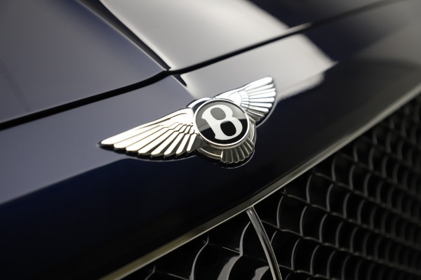 Used 2020 Bentley Bentayga V8 for sale Sold at Bugatti of Greenwich in Greenwich CT 06830 13