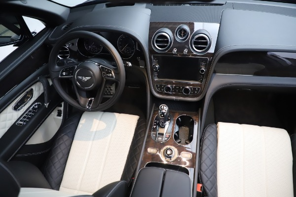 Used 2020 Bentley Bentayga V8 for sale Sold at Bugatti of Greenwich in Greenwich CT 06830 23