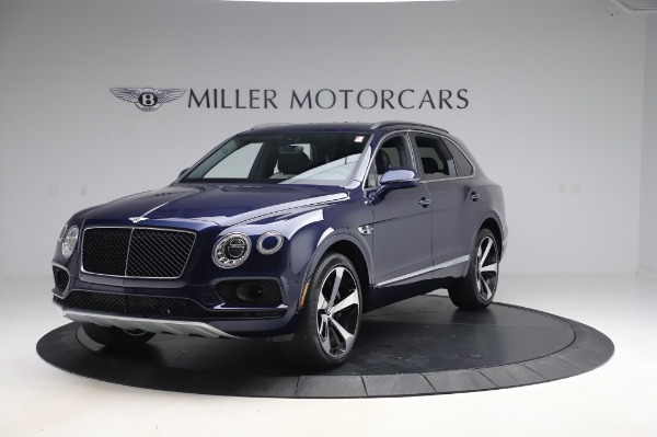 Used 2020 Bentley Bentayga V8 for sale Sold at Bugatti of Greenwich in Greenwich CT 06830 1