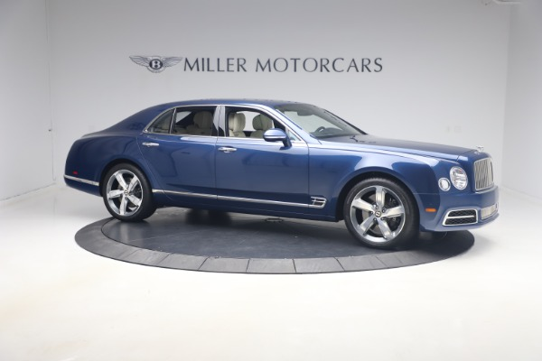 Used 2020 Bentley Mulsanne Speed for sale $279,900 at Bugatti of Greenwich in Greenwich CT 06830 10