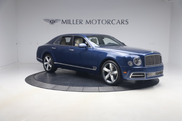 Used 2020 Bentley Mulsanne Speed for sale $279,900 at Bugatti of Greenwich in Greenwich CT 06830 11