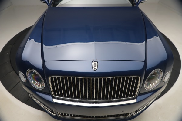 Used 2020 Bentley Mulsanne Speed for sale $279,900 at Bugatti of Greenwich in Greenwich CT 06830 13