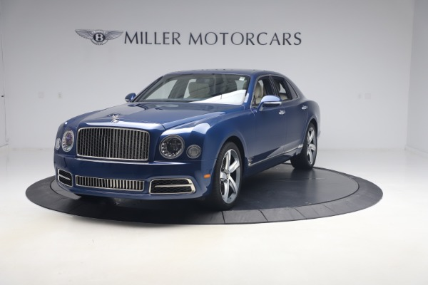 Used 2020 Bentley Mulsanne Speed for sale $279,900 at Bugatti of Greenwich in Greenwich CT 06830 2