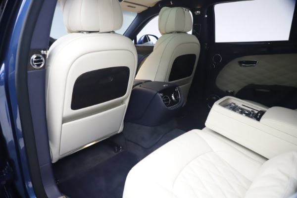 Used 2020 Bentley Mulsanne Speed for sale $279,900 at Bugatti of Greenwich in Greenwich CT 06830 21