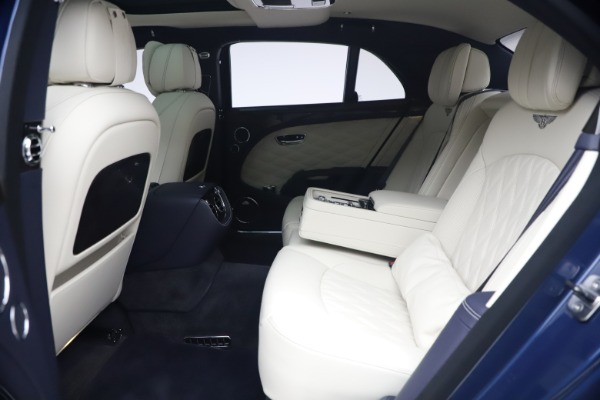 Used 2020 Bentley Mulsanne Speed for sale $279,900 at Bugatti of Greenwich in Greenwich CT 06830 22