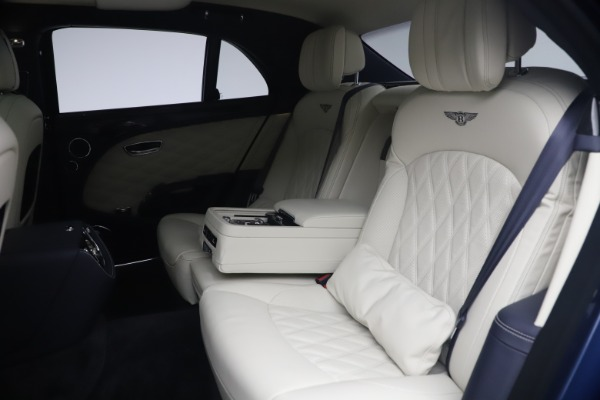 Used 2020 Bentley Mulsanne Speed for sale $279,900 at Bugatti of Greenwich in Greenwich CT 06830 23