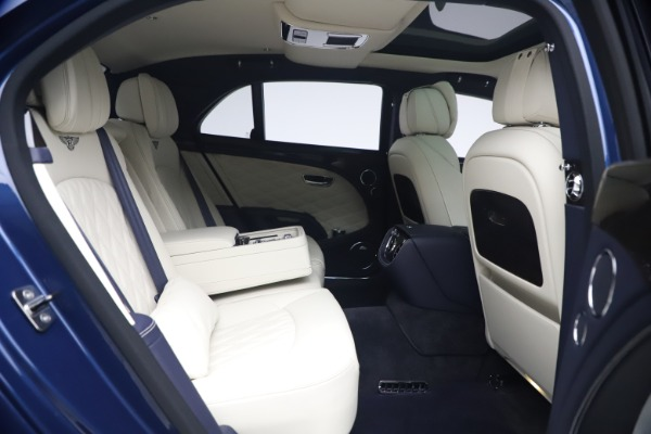 Used 2020 Bentley Mulsanne Speed for sale $279,900 at Bugatti of Greenwich in Greenwich CT 06830 28