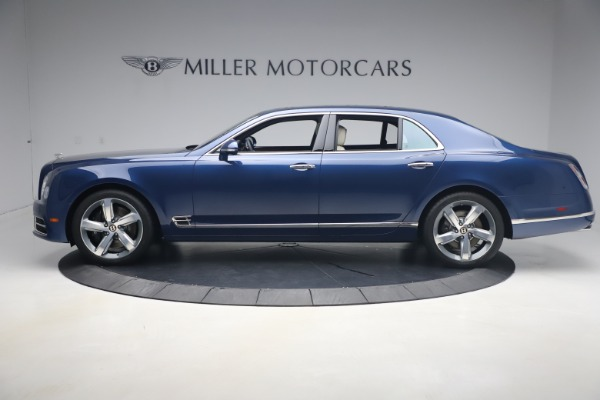 Used 2020 Bentley Mulsanne Speed for sale $279,900 at Bugatti of Greenwich in Greenwich CT 06830 3