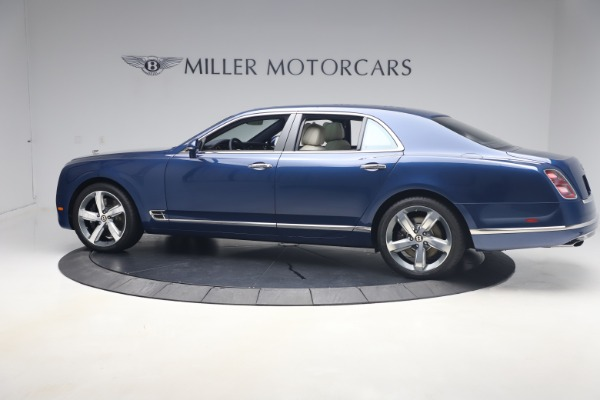 Used 2020 Bentley Mulsanne Speed for sale $279,900 at Bugatti of Greenwich in Greenwich CT 06830 4