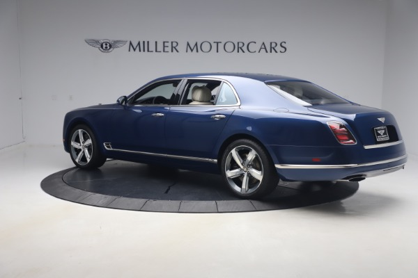 Used 2020 Bentley Mulsanne Speed for sale $279,900 at Bugatti of Greenwich in Greenwich CT 06830 5