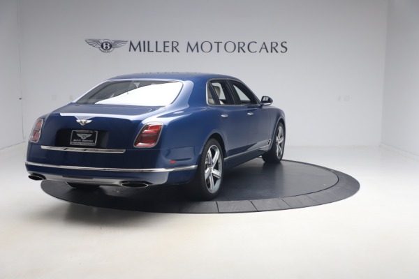 Used 2020 Bentley Mulsanne Speed for sale $279,900 at Bugatti of Greenwich in Greenwich CT 06830 7