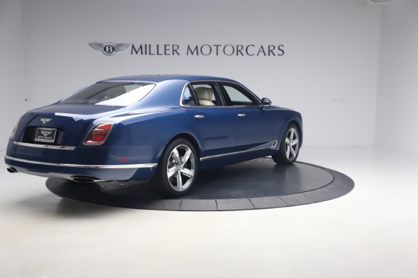 Used 2020 Bentley Mulsanne Speed for sale $279,900 at Bugatti of Greenwich in Greenwich CT 06830 8