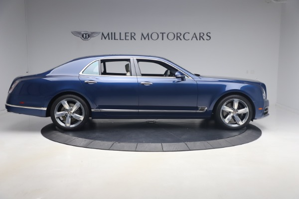 Used 2020 Bentley Mulsanne Speed for sale $279,900 at Bugatti of Greenwich in Greenwich CT 06830 9