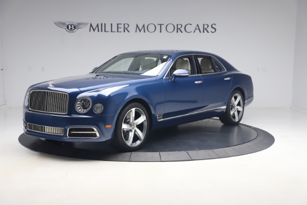 Used 2020 Bentley Mulsanne Speed for sale $279,900 at Bugatti of Greenwich in Greenwich CT 06830 1