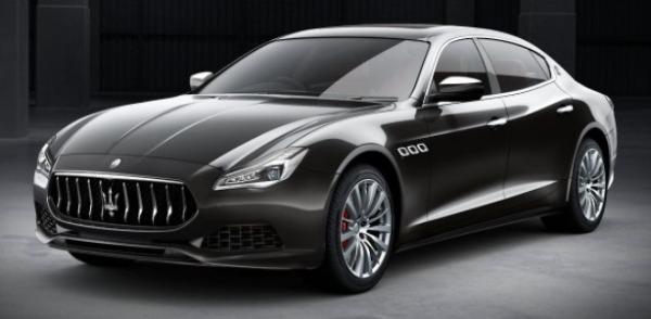 New 2020 Maserati Quattroporte S Q4 for sale Sold at Bugatti of Greenwich in Greenwich CT 06830 1