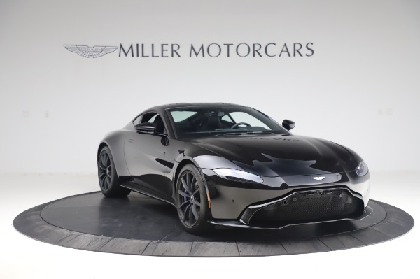 Used 2020 Aston Martin Vantage for sale $155,900 at Bugatti of Greenwich in Greenwich CT 06830 10