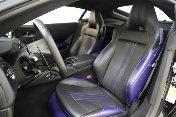 Used 2020 Aston Martin Vantage for sale $155,900 at Bugatti of Greenwich in Greenwich CT 06830 14