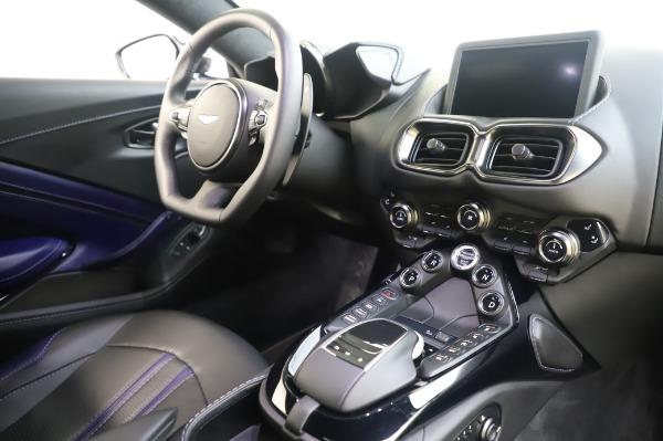 Used 2020 Aston Martin Vantage for sale $155,900 at Bugatti of Greenwich in Greenwich CT 06830 16