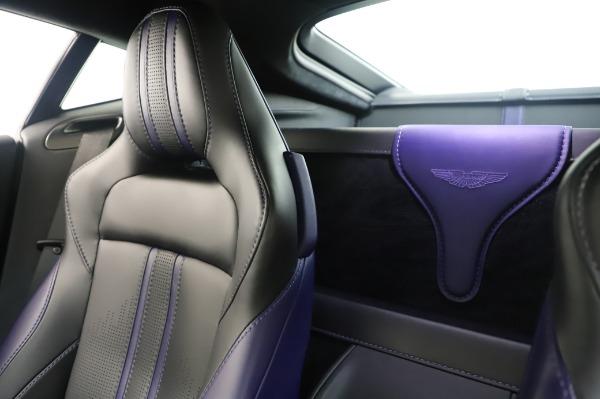 Used 2020 Aston Martin Vantage for sale $155,900 at Bugatti of Greenwich in Greenwich CT 06830 17