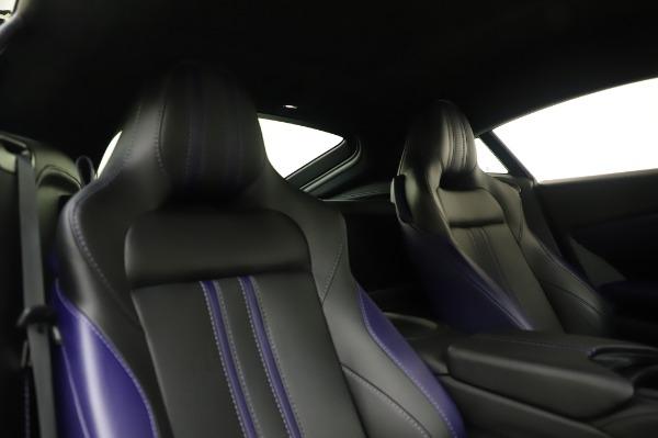 Used 2020 Aston Martin Vantage for sale $155,900 at Bugatti of Greenwich in Greenwich CT 06830 18