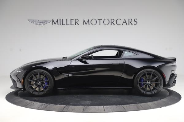 Used 2020 Aston Martin Vantage for sale $155,900 at Bugatti of Greenwich in Greenwich CT 06830 2