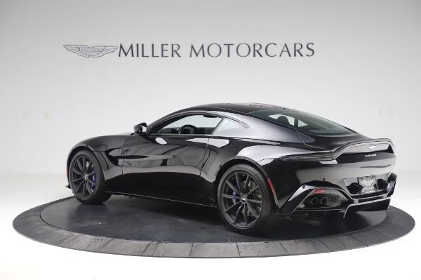 Used 2020 Aston Martin Vantage for sale $155,900 at Bugatti of Greenwich in Greenwich CT 06830 3