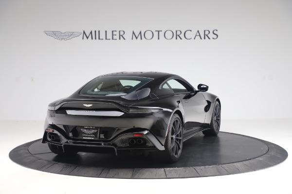 Used 2020 Aston Martin Vantage for sale $155,900 at Bugatti of Greenwich in Greenwich CT 06830 6