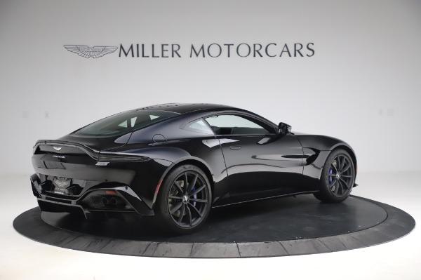 Used 2020 Aston Martin Vantage for sale $155,900 at Bugatti of Greenwich in Greenwich CT 06830 7