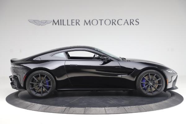 Used 2020 Aston Martin Vantage for sale $155,900 at Bugatti of Greenwich in Greenwich CT 06830 8
