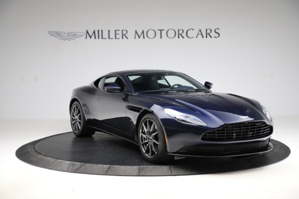 Used 2017 Aston Martin DB11 for sale Sold at Bugatti of Greenwich in Greenwich CT 06830 10