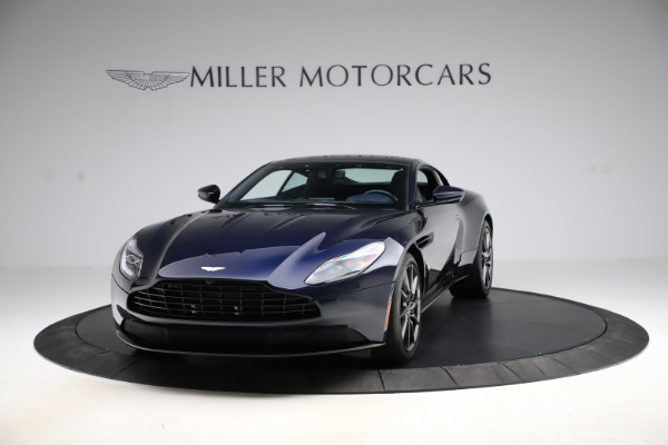 Used 2017 Aston Martin DB11 for sale Sold at Bugatti of Greenwich in Greenwich CT 06830 12
