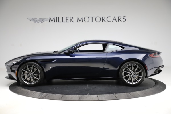 Used 2017 Aston Martin DB11 for sale Sold at Bugatti of Greenwich in Greenwich CT 06830 2