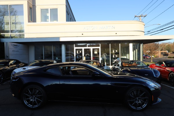 Used 2017 Aston Martin DB11 for sale Sold at Bugatti of Greenwich in Greenwich CT 06830 22