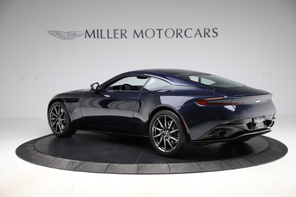 Used 2017 Aston Martin DB11 for sale Sold at Bugatti of Greenwich in Greenwich CT 06830 3