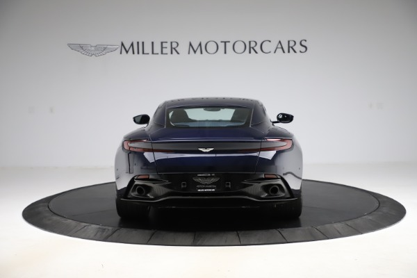 Used 2017 Aston Martin DB11 for sale Sold at Bugatti of Greenwich in Greenwich CT 06830 5
