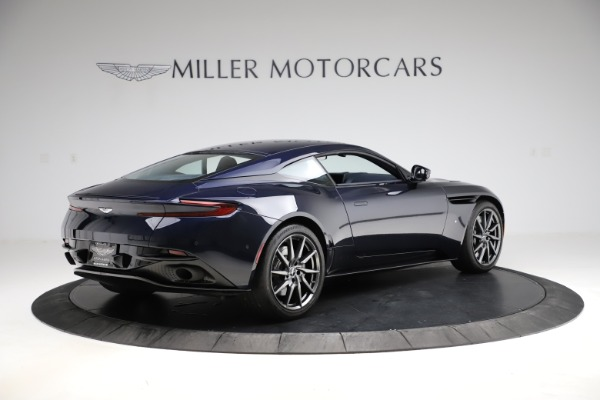 Used 2017 Aston Martin DB11 for sale Sold at Bugatti of Greenwich in Greenwich CT 06830 7